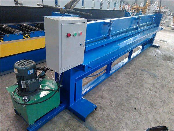 四米液压剪板机